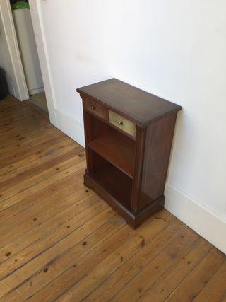 Mueble estantería, recibidor, mueble consola