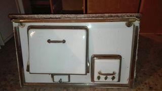 cocina-fogón Antigüedades