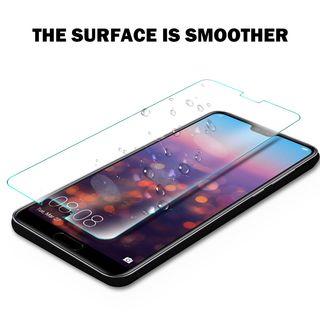 Huawei P20 Protector de Pantalla, Cristal Templado
