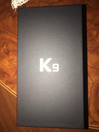 Lg K-9 para comunión