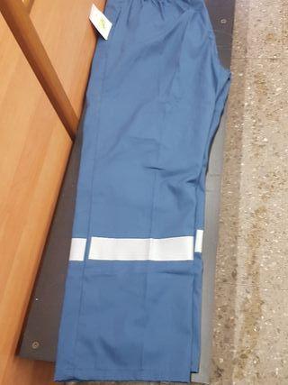 pantalon de trabajo talla 60