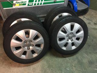 Llantas Audi 16 pulgadas