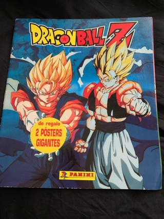 Album Cromos Dragon Ball Z