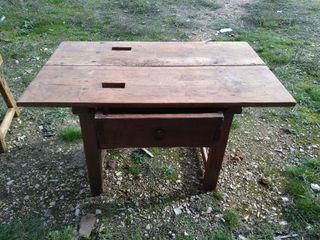 Muebles antiguos de madera