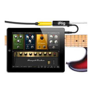 Irig - Interface guitarra para Iphone Ipod Ipad