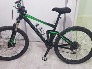 bicicleta CUBE 120 STEREO 27,5 MEDIDA