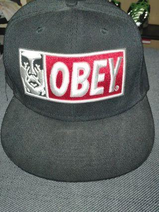 Gorra Obey