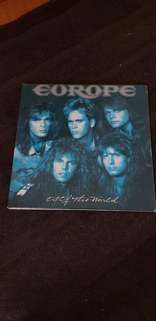 Vinilo LP EUROPE
