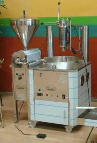 maquinas de churros fogones