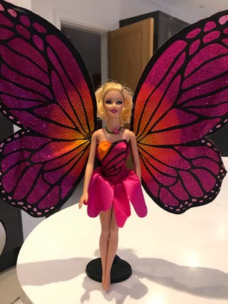 Barbie Fairytopia Mariposa Doll