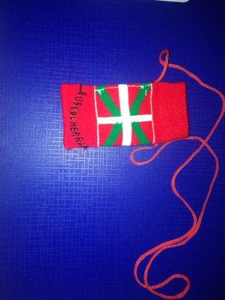 Funda calcetín colgante Euskadi