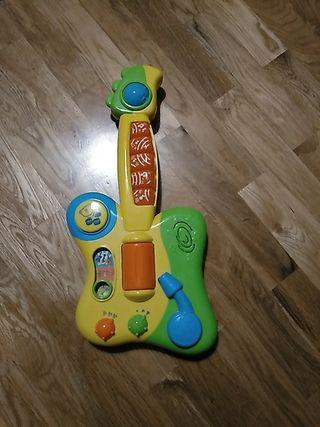 juguete guitarra niños