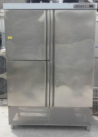 armarios de refrigeracion acero inox