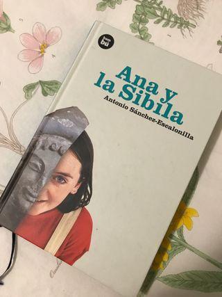 Ana y la Sibila ( Antonio Sánchez-escalonilla)