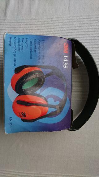 3M orejera protector auricular nuevo
