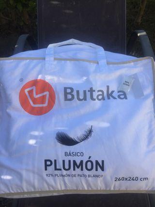 Nórdico plumón NUEVO CAMA150/160/180