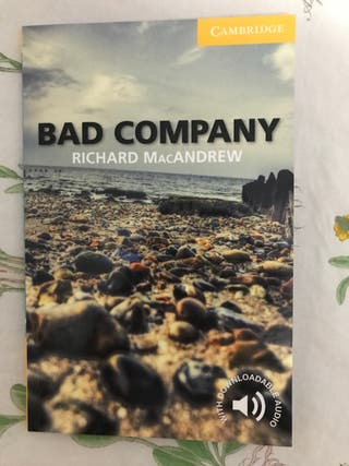 Bad company ( Richard macandrew )
