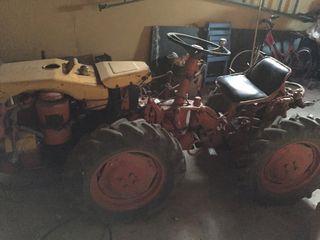 Tractor articulado Pascuali