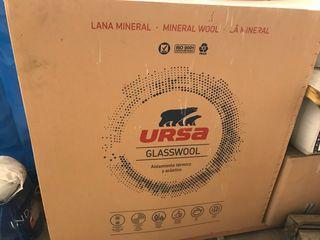 Placas aislante lana mineral