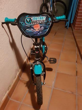 Bicicleta niño 5/6 años