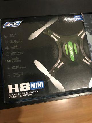 Dron mini 4 hélices