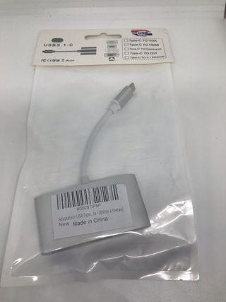 USB C a HDMI Adaptador