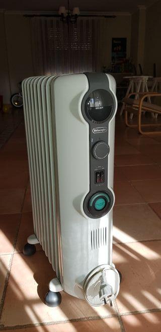 Calefactor de aceite .
