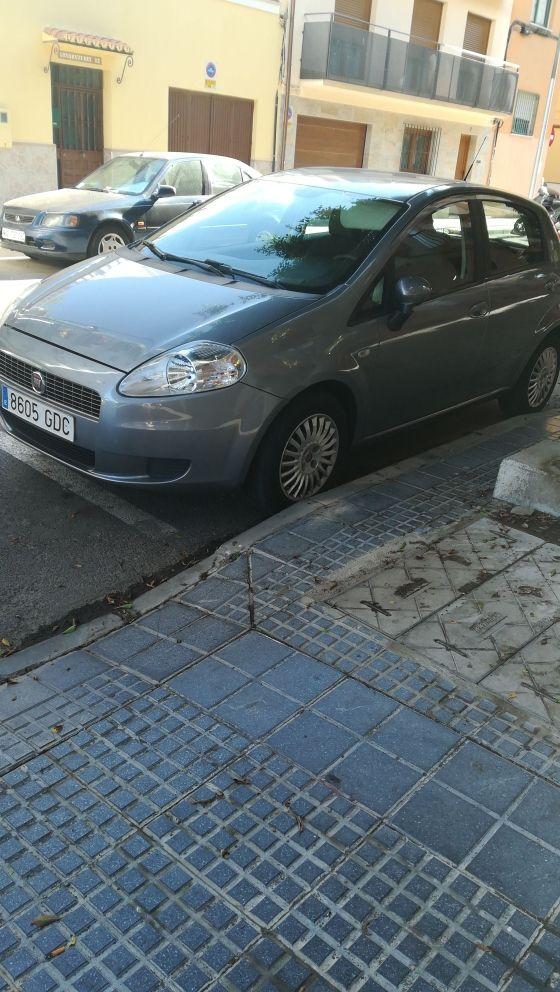 Fiat Punto 2008