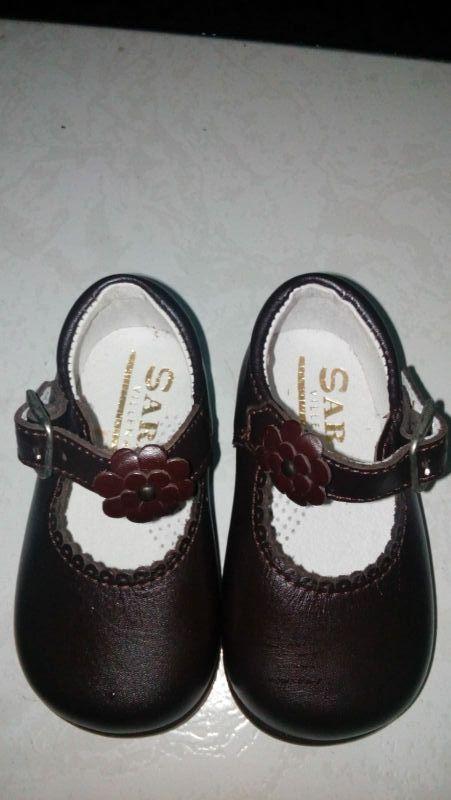 5db81c9955916 Zapatos número 18 PIEL buena calidad de segunda mano por 10 € en San ...