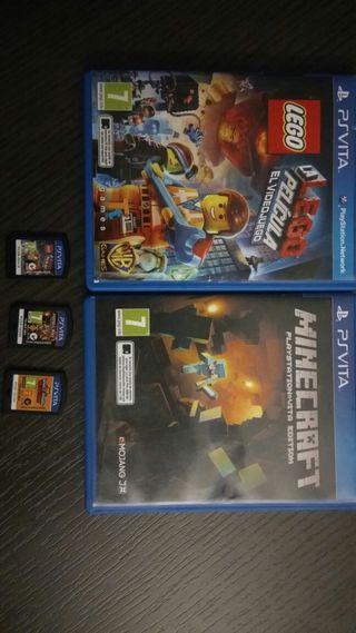 Juegos Playstation Vita