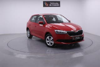 SKODA FABIA COLOR CONCEPT 1,0 MPI 55 KW (75 CV) MANUAL 5 VEL.