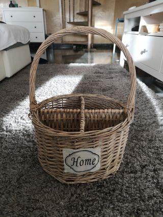 cesta decoración