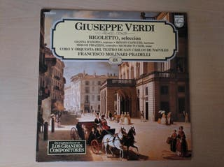 Vinilo Giuseppe Verdi