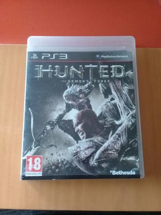 HUNTED PS3
