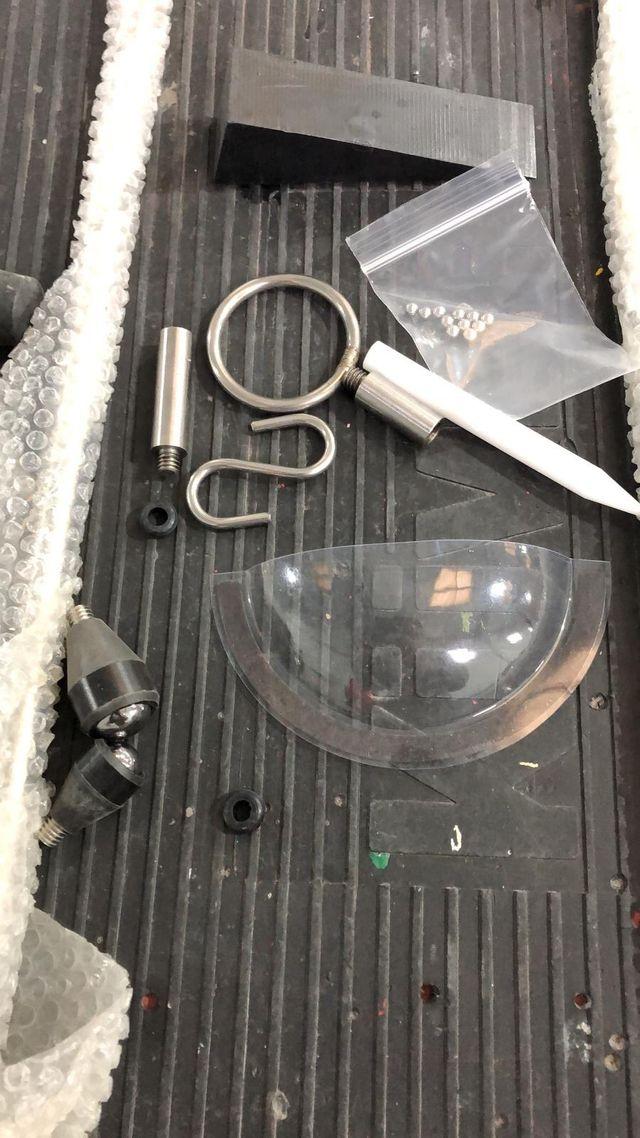 Set/kit banderillero