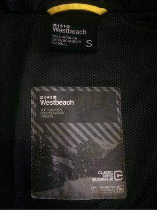 Chaqueta Waterproof Westbeach