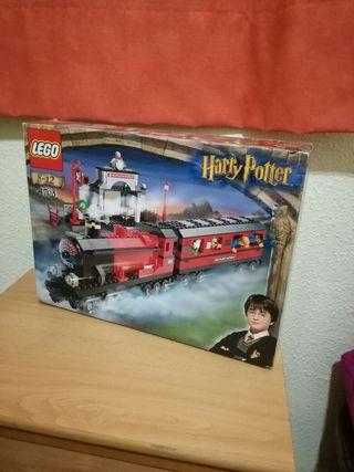 Expreso de Hogwarts de Lego. Harry Potter