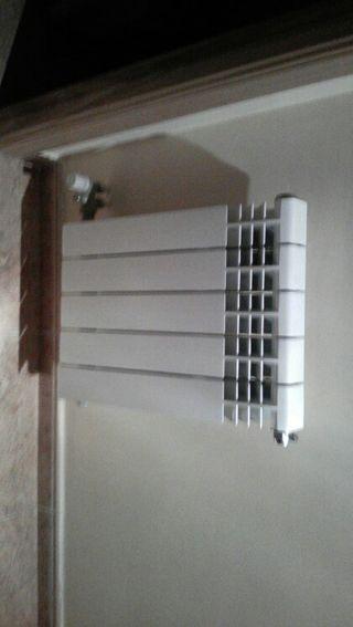 radiadores gas