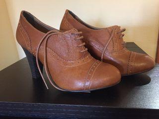 Zapato piel Botticelli de segunda mano por 20 € en