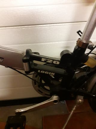 bici Monty plegable