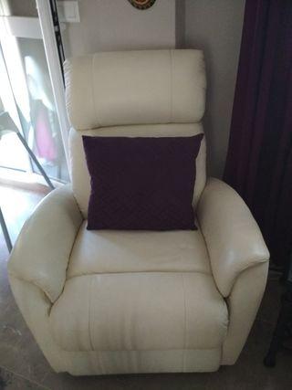 sofa relax polipiel