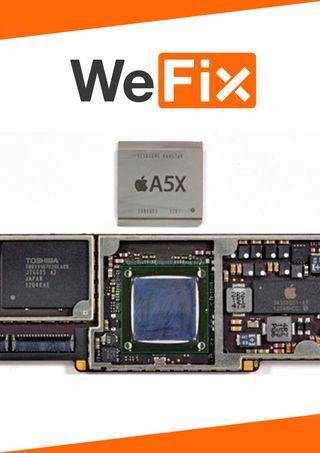 Reparar Placa Base iPad