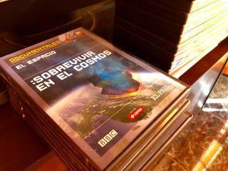 Documentales en DVD