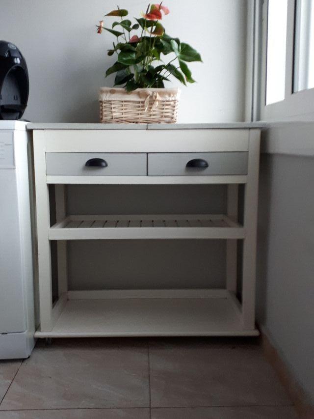 Mueble auxiliar cocina despensa de segunda mano por 35 € en ...