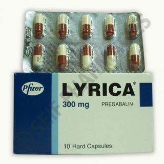 Pregabalin Lyrica 300mg x56
