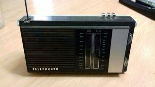 Radio TELEFUNKEN antiguo