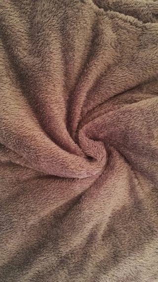 suave manta sofá. 1/2 de precio de Casa Viva