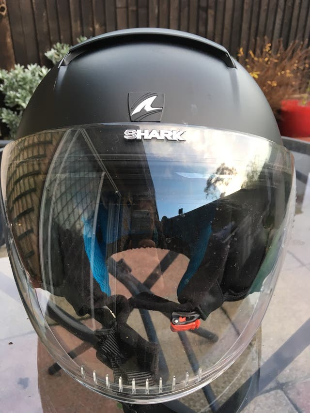 Shark Helmet. SX size. Hardly used