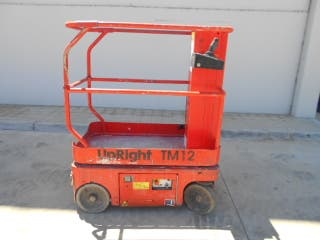 MASTIL VERTICAL UPRIGHT TM12 PLATAFORMA