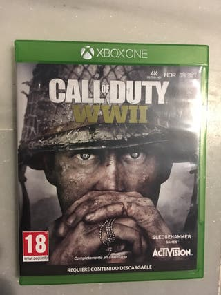 Juego Xbox One
